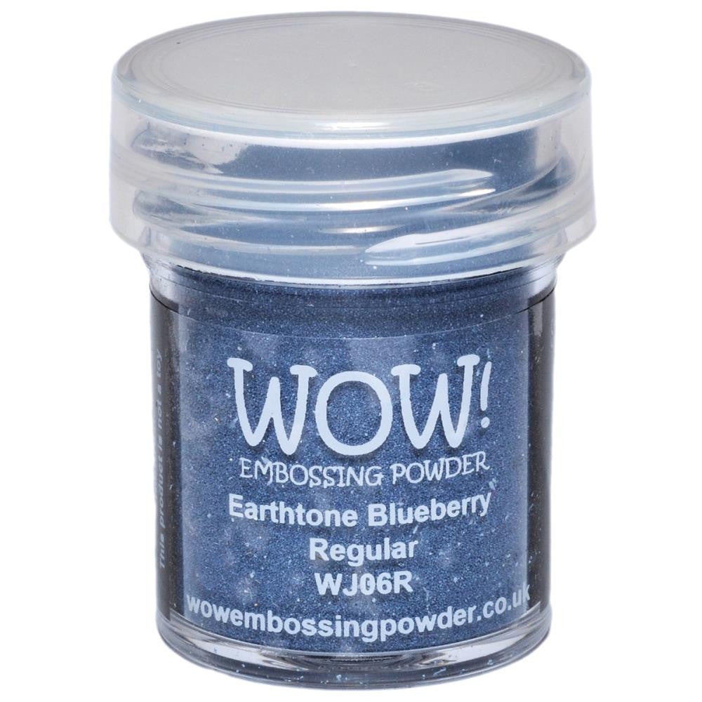 WOW Embossing Powder 15ml - Blueberry