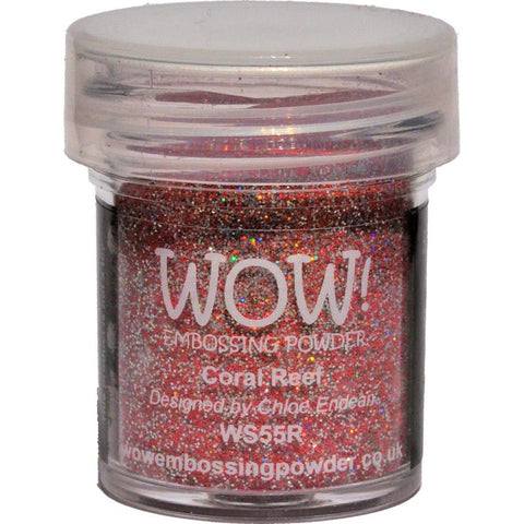 WOW Embossing Powder 15ml - Coral Reef