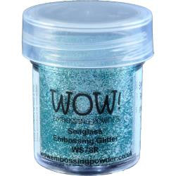 WOW Embossing Glitter 15ml - Seaglass