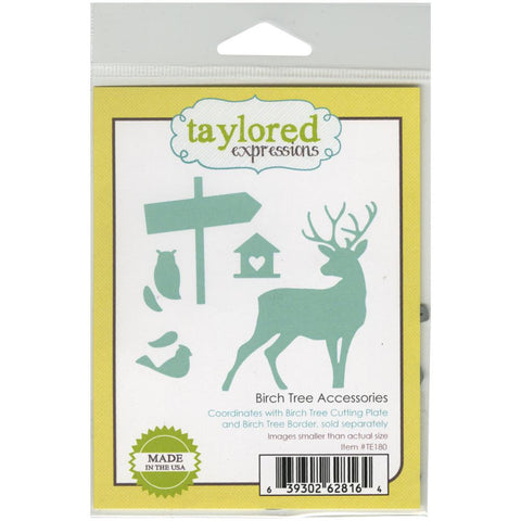 Taylored Expressions Die - Birch Tree Accessories