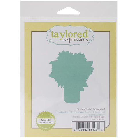 Taylored Expressions Die - Sunflower Bouquet (Coordinates with Sunflower Bouquet Stamp Set)