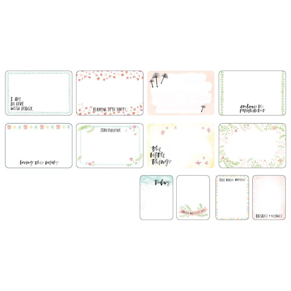 American Crafts - Project Life Photo Overlays 12/pkg - Inspire Edition