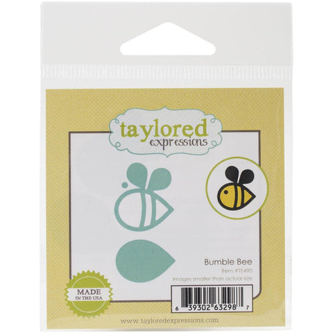 Taylored Expressions Little Bits Die - Bumble Bee