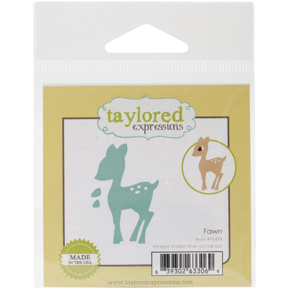 Taylored Expressions Little Bits Die - Fawn