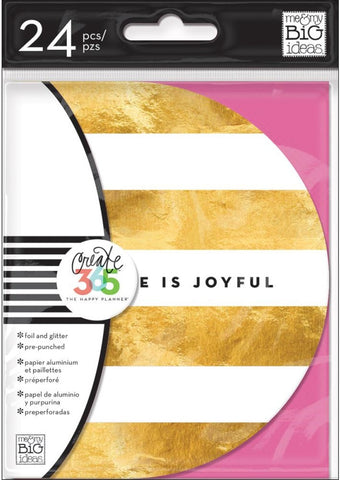 ***Pre-Order*** Me & My Big Ideas - Create 365 The Happy Planner Themed Cards - Inspiration