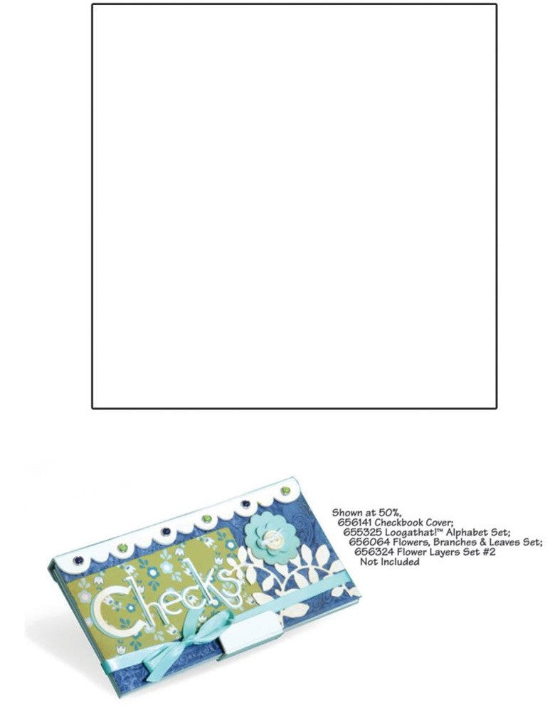 Sizzix - Little Sizzles Mat Board - White