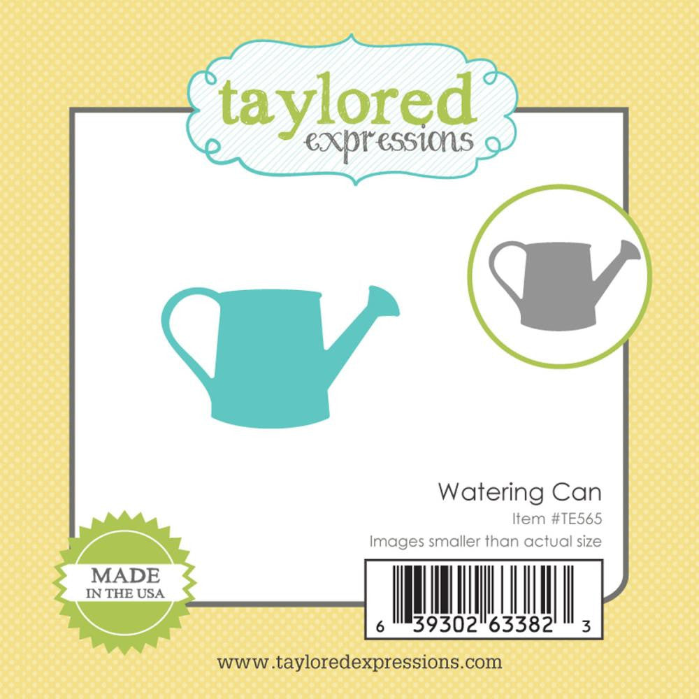 Taylored Expressions Little Bits Die - Watering Can