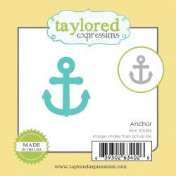 Taylored Expressions Little Bits Die - Anchor