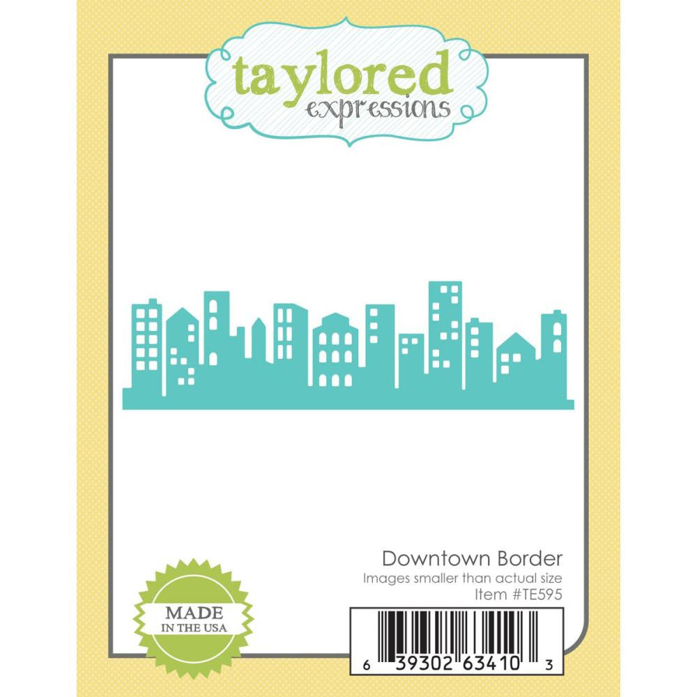 Taylored Expressions Die - Downtown Border