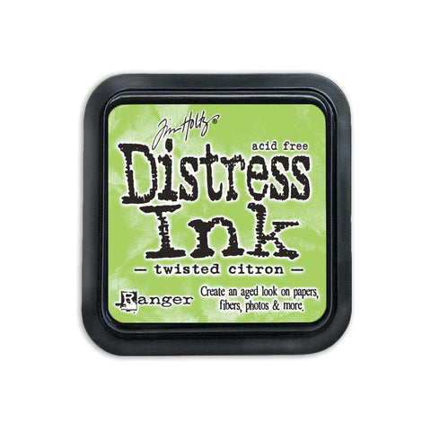 Twisted Citron Distress Ink