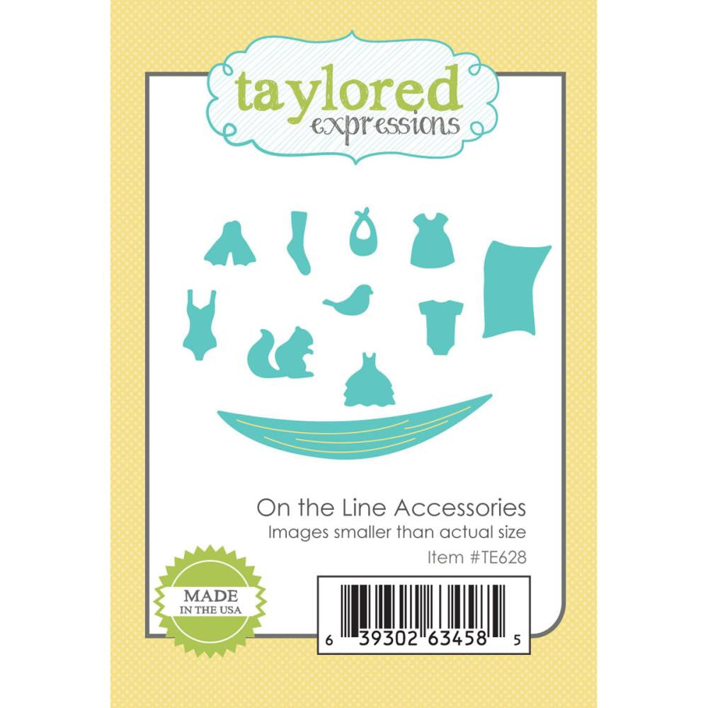 Taylored Expressions Die - On The Line Accessories