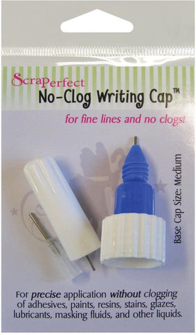 ScraPerfect - No-Clog Writing Cap - Medium
