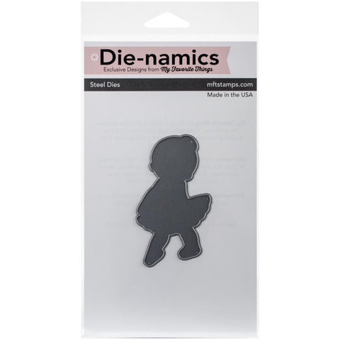 "Die-Namics Dies - Tutu Cute  (coordinates with ""Tutu Cute"" stamp set)"