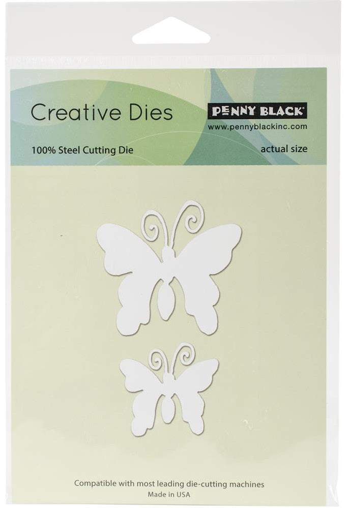 Penny Black Creative Dies Flicker & Flutter