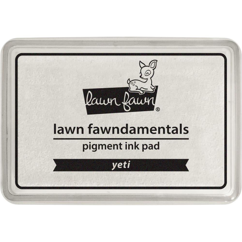 Lawn Fawn Pigment Ink Pad - Yeti AS IS