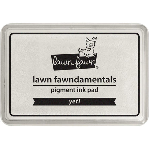 ***New Item*** Lawn Fawn Pigment Ink Pad - Yeti