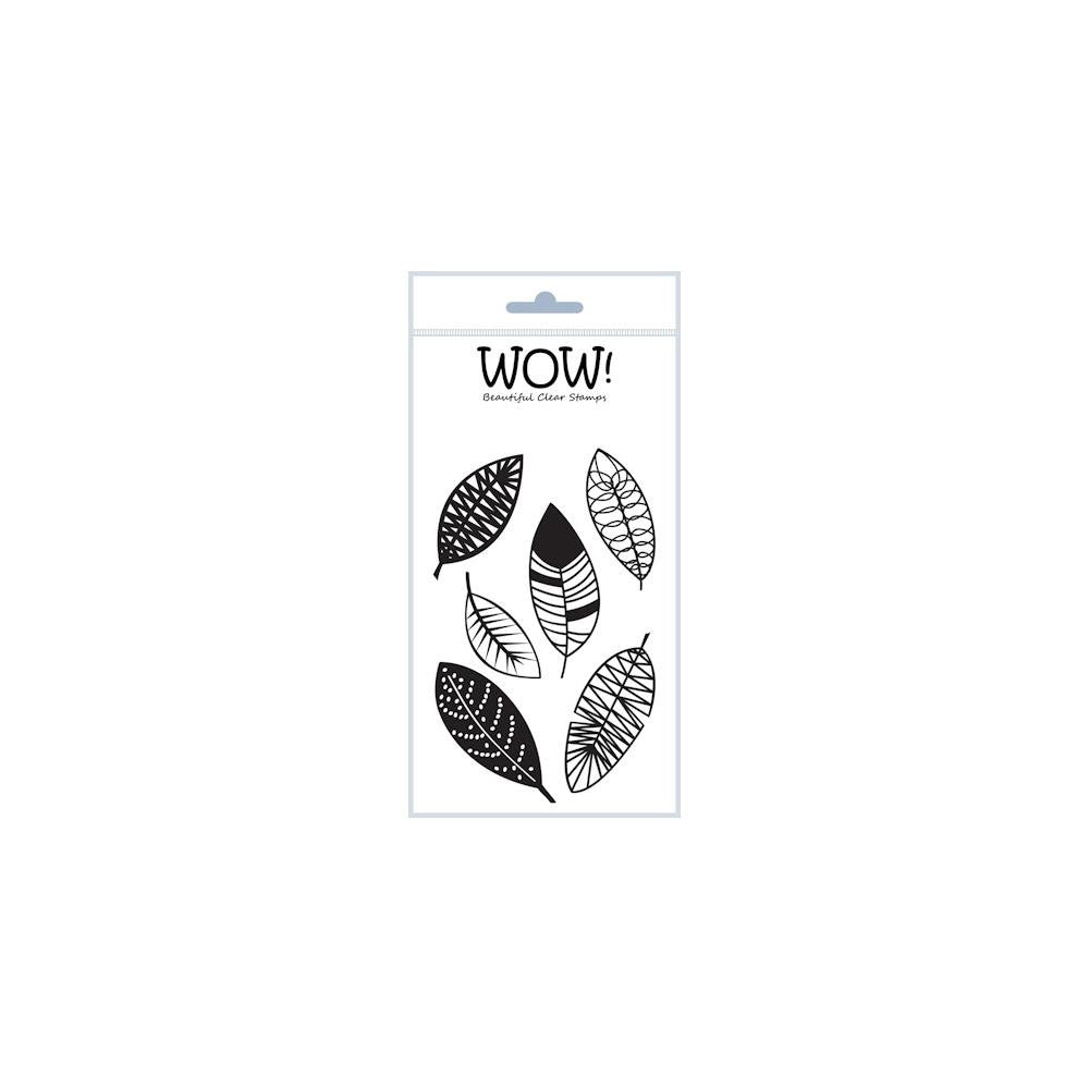 "WOW! Clear Stamp Set 4""X5.75"" - Flights of Fancy"