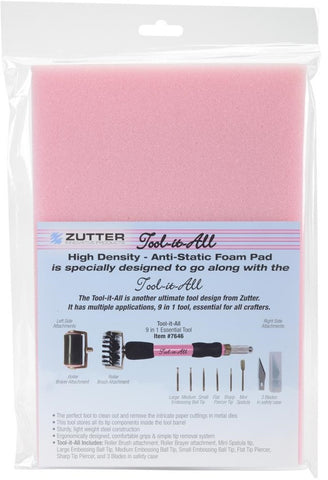 Zutter - Tool It All Foam Pad