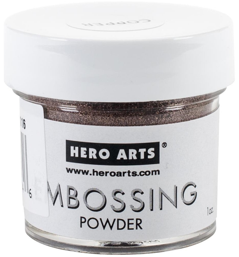 Hero Arts - Embossing Powder 1oz - Copper