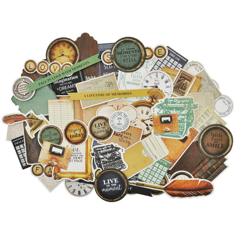 ***New Item*** Kaisercraft Collectables Cardstock Die-Cuts - Story Book