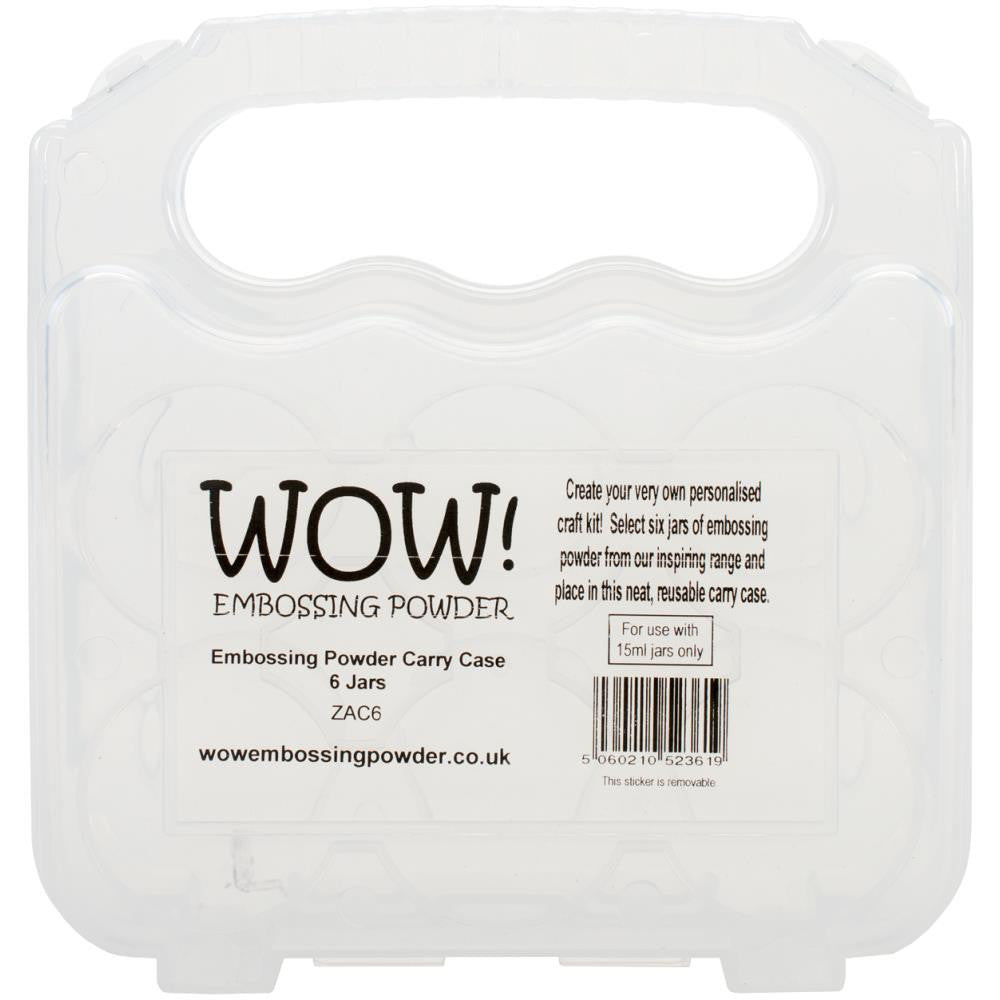 WOW! Embossing Powder Storage Carry Case