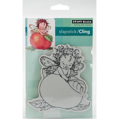 "***New Item*** Penny Black Cling Rubber Stamp, 4""X6"" Sheet - Sugar Plum Fairy"