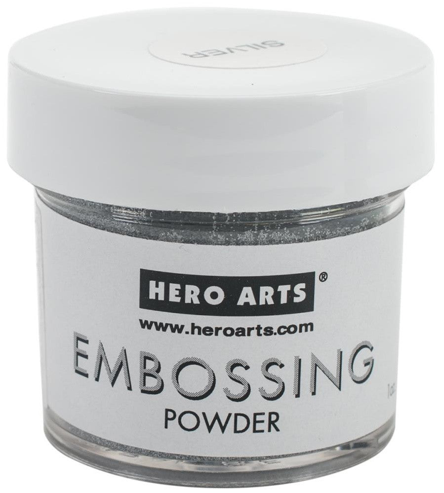 Hero Arts - Embossing Powder 1oz - Silver