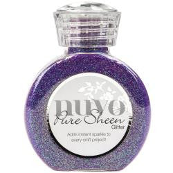 Tonic Studios - Nuvo Pure Sheen Glitter - Violet Infusion