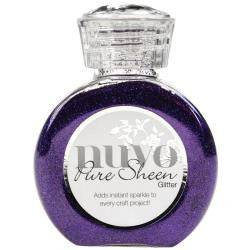 Tonic Studios - Nuvo Pure Sheen Glitter - Purple Organza