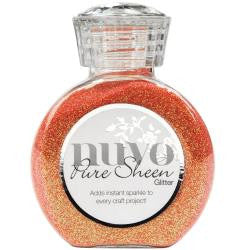 Nuvo - Pure Sheen Glitter - Pink Diva