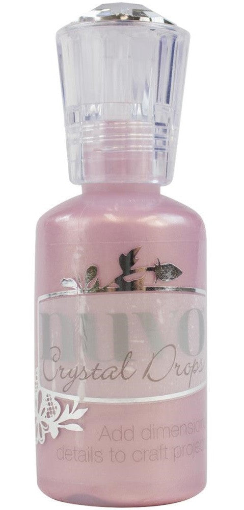 Nuvo - Tonic Studios - Crystal Drops - Raspberry Pink