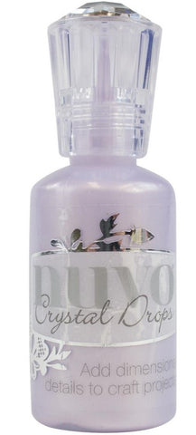 Nuvo - Tonic Studios - Crystal Drops - Wisteria Purple
