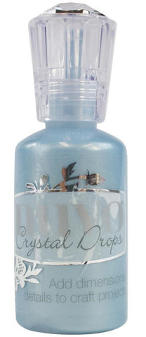Nuvo - Tonic Studios - Crystal Drops - Wedgwood Blue