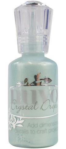 Nuvo - Tonic Studios - Crystal Drops - Neptune Turquoise