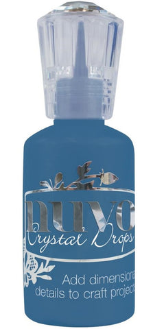 Nuvo - Tonic Studios - Crystal Drops - Gloss Midnight Blue