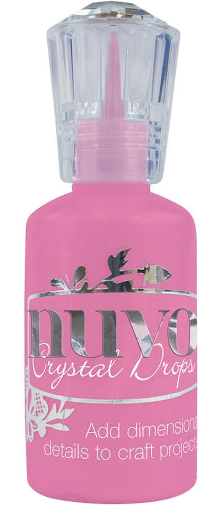 Nuvo - Tonic Studios - Crystal Drops - Gloss Carnation Pink