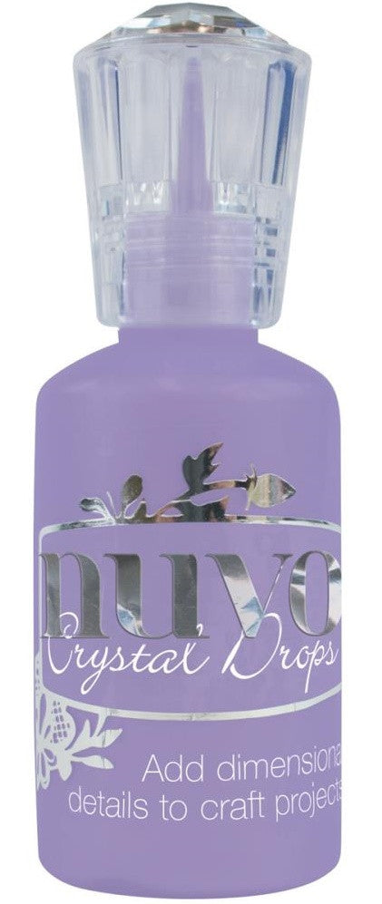 Nuvo - Crystal Drops - Gloss Sweet Lilac