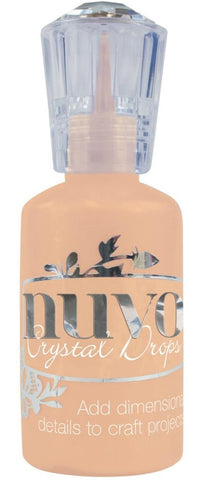 Nuvo - Tonic Studios - Crystal Drops - Gloss Sugared Almond