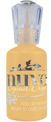 Nuvo - Tonic Studios - Crystal Drops - Gloss Dandlion Yellow