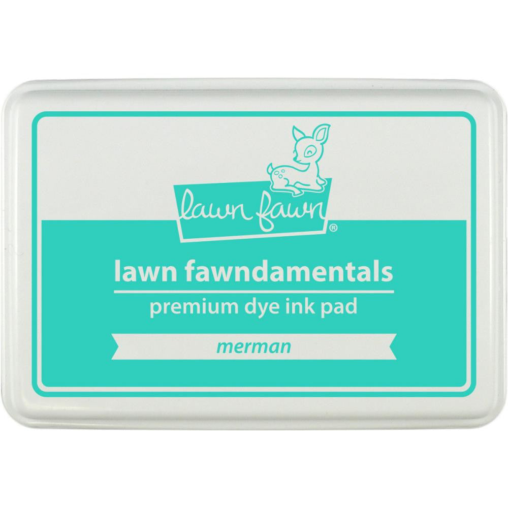 Lawn Fawn Dye Ink Pad - Merman AS IS