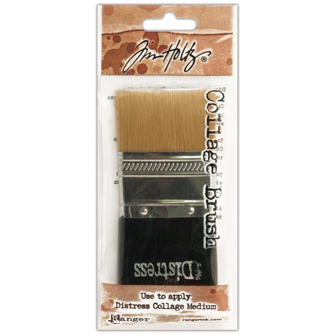 ***New Item*** Ranger, Tim Holtz, Distress Collage Brush - 1-3/4""