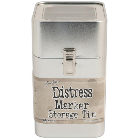 Ranger Tim Holtz Distress Marker Storage Tin