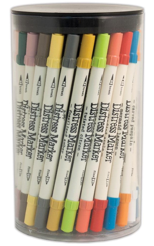 Ranger - Tim Holtz - Distress Markers - Set of 60