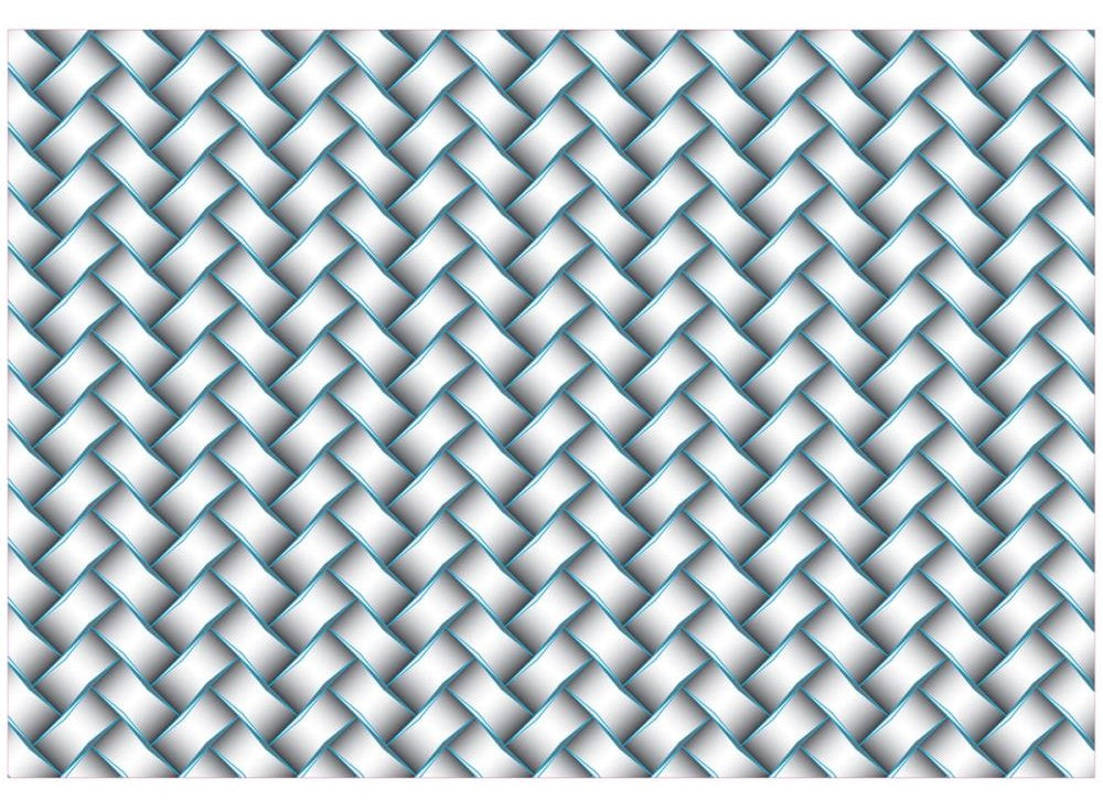 Sizzix - 3-D Textured Impressions Embossing Folder - Woven