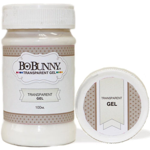 ***New Item*** BoBunny Transparent Gel