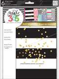 Me & My Big Ideas - Create 365 Happy Planner - Pocket Folders Well Planned Life