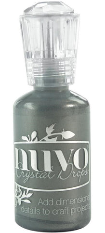 Nuvo - Tonic Studios - Crystal Drops - Liquid Mercury