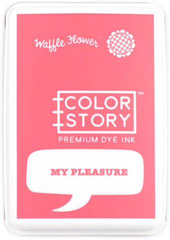 Waffle Flower - Color Story Premium Dye Ink - My Pleasure