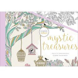 ***New Item*** KaiserColour Postcard Book 20/Pkg - Mystic Treasures