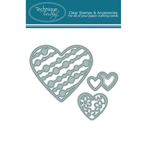 ***New Item*** Technique Tuesday, DIY Dies - Together Hearts